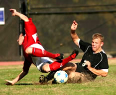 Soccer Tackle